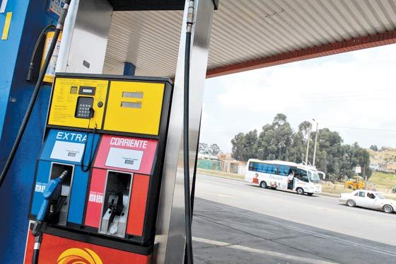 Precio Gasolina Corriente