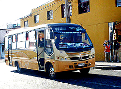 Subsidio de Transporte 2014
