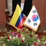 TLC Colombia y Corea